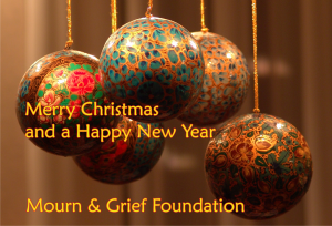 2013M12 - Christmas - Mourn & Grief Foundation