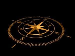 kompas - shutterstock_45817903